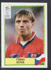 Panini UEFA Euro 2000 Football Sticker - No 298 - Tomas Repka (S898)