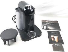 Nespresso GCA1-US-BK-NE VertuoLine Coffee and Expresso Maker Black