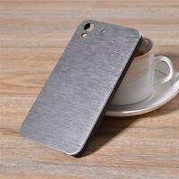 Pour HUAWEI P9, Coque Etui Housse Rigide Aluminium Brossé Argent Silver