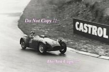 Graham Hill Lotus Seven Brands Hatch Boxing Day Meeting 1958 Photograph