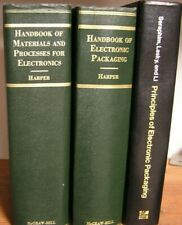 Electronic Packaging Library,  4 Books