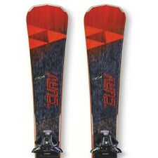 Fischer 2019 The Curv DTX Skis w/RC4 Z12 Bindings NEW !! 171,178cm