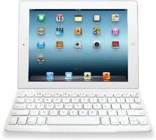 Logitech Ultrathin Magnetic Clip-On Bluetooth-Tastatur, für iPad 4, 3, 2. weis 4