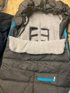 JJ Cole Artic Bundle Me Toddler Car Seat Stroller Jogger Unisex