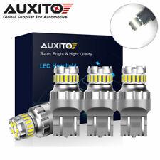 4X AUXITO 7443 7440 23SMD LED Reverse Brake Stop Light Bulb Error Free Canbus