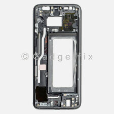 OEM Black Samsung Galaxy S8 LCD Holder Middle Frame Bezel Mid Chassis Housing
