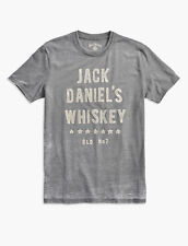Lucky Brand MEN'S JACK DANIELS WHISKEY TEE OLD NO 7 SIZE LARGE MEN'S T-SHIRT