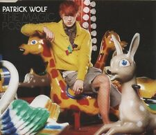 PATRICK WOLF The Magic Position 2 TRACK CD     NEW - NOT SEALED