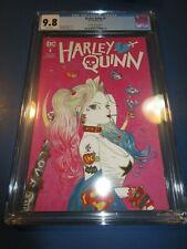 Harley Quinn #1 Amano Rare Variant CGC 9.8 NM/M Gorgeous Gem Wow in Hand