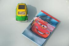 BMW Isetta, Kinsmart, mit Rückzugsmotor, Maßstab 1:38, mit Cars Notizblock!