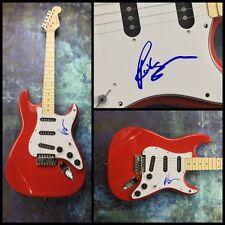 GFA Bon Jovi Guitarist * RICHIE SAMBORA * Signed Electric Guitar AD3 COA