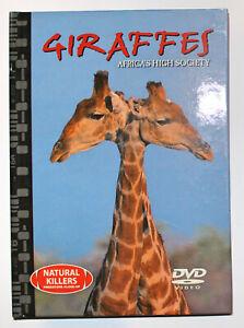Natural Killers - Predators Close Up - Giraffes High Society    [DVD + Book]