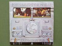 BOB MARLEY & THE WAILERS  Babylon By Bus  Doppio LP Vinile 33 giri Italy 1978