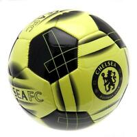 CHELSEA FC FLUO SOCCER FOOTBALL  26 Stitched Panel Size 5 Ball CFC