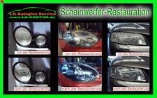 Alle Honda Scheinwerfer !! Restauration (polieren) der linke und rechte Seite