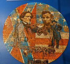 American Civil War 500+ PC Puzzle - Round - Springbok - Missing 1 Piece