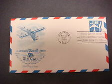 First Day of Issue,FDC,1958 Jet Air Mail, New York N.Y.,Jet,7c