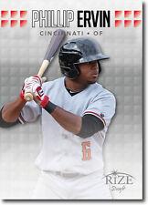 2013 Rize Draft Baseball (10) CARD LOT 22 Phillip Ervin