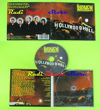CD THE RAYMEN Hollywood hell DIGIPACK PRISON 020-2 lp mc dvd vhs (CS24)