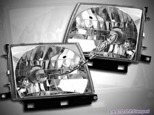 97 98 99 00Toyota Tacoma Headlights Cystal Clear Lamps