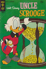 Uncle Scrooge #91, Fine Condition'