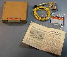 Micro Switch (Honeywell) FYBD12E1-2B Proximity Switch with mount NOS