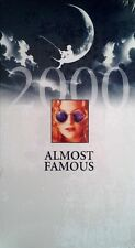 ALMOST FAMOUS - CAMERON CROWE / KATE HUDSON - VHS TAPE - STILL SEALED