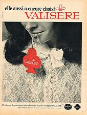 PUBLICITE  1967    VALISERE   lingerie sous vetements chemise de nuit