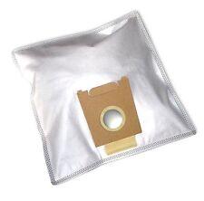 10 Sac d'aspirateur bosch bBS 6209 activa 6000 6309 - 5-lagen étoffe Non-tissé -