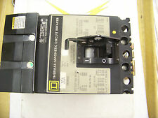 SQUARE D FA34030 I Line Circuit Breaker 30 Amp 480 volt Type FA 3 pole w/lockout