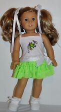 AMERICAN MADE DOLL CLOTHES FOR 18 INCH GIRL DOLLS DRESS LOT SUNDRESS  5