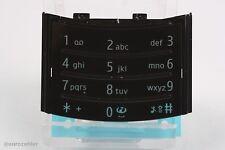 original Nokia 6700s 6700 slide Nummern Tastatur schwarz Tastenmatte Numeric ...