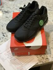 "NIKE AIR MAX 180 ""NIGHT OPS"" BLACK/BLACK-VOLT SIZE MEN'S 11 [AQ6104-001]"