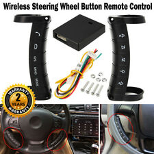 NEW WIRELESS STEERING WHEEL BUTTON CONTROL REMOTE FOR CAR STEREO DVD GPS VF
