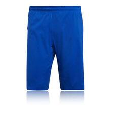 adidas Herren-Sporthosen kurze in Blau