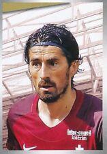 260 MILAN BISEVAC SERBIA TOP JOUEUR FC METZ LAZIO STICKER PANINI FOOT 2O18