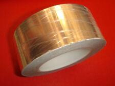 10m Adhesive Copper Foil EMI Shield Tape Conductive 50mm width