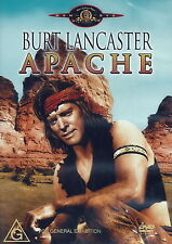 Apache - Action / Western / Thriller / True Story - Burt Lancaster - NEW DVD