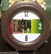 JIMI HENDRIX Memorabilia Collectors' Wall Clock