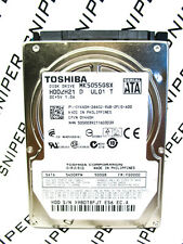 Toshiba 500GB MK5055GSX SATA (HDD2H21 D UL01 T) Laptop HardDrive WIPED & TESTED!