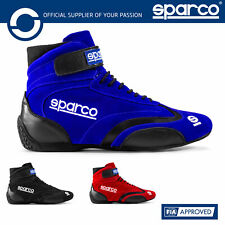 New! 2021 Sparco TOP Racing Boots Motorsport Race Rally FIA 8856-2018 Fireproof