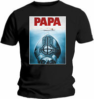 GHOST Papa Jaws T-SHIRT OFFICIAL MERCHANDISE