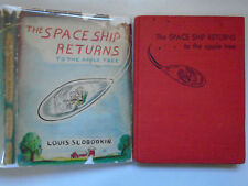 The Space ship Returns to the Apple Tree, Louis Slobodkin, DJ, 1st Printing 1958