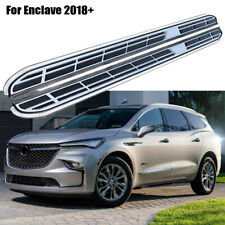 Running Board Fits for Buick Enclave 2018-2022 Side Step Nerf Bar Side Pedal