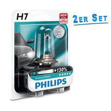 Philips H7 X-Treme Vision +130% Más Luz Juego de 2 12972xv+B1