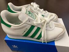 NEW Adidas Men's Shoes Samoa Green/White US 6.5