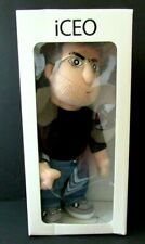 """iCEO Apple Steve Jobs Doll 15"""" Plush Toy Throwboy Limited Edition #106 of 1200"""