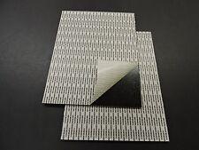"Self-stick Black Foam Board - 24""x36"" (25 sheets)"