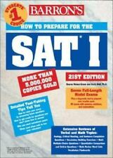 Barron's How to Prepare for the SAT I: How to Prepare for the SAT I by Sharon...