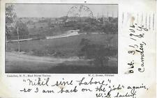 Mad River Valley Camden NY Vintage postcard postally used in 1906